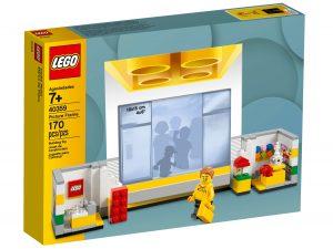 marco de fotos tienda lego 40359