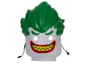 mascara de the joker batman la lego 853644 pelicula