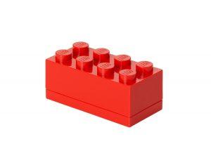 minicaja de 8 espigas lego 5001286