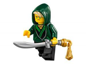 minifigura de lloyd de lego 30609 ninjago
