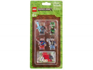 pack de apariencias lego 853609 minecraft 1