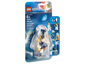 paquete de minifiguras de lego 40345 city