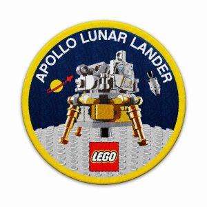 parche espacial vip lego 5005907