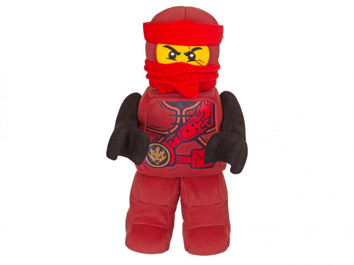 peluche de minifigura de kai lego 853691 ninjago scaled