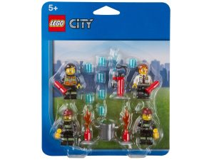 set de accesorios de bomberos lego 850618 city