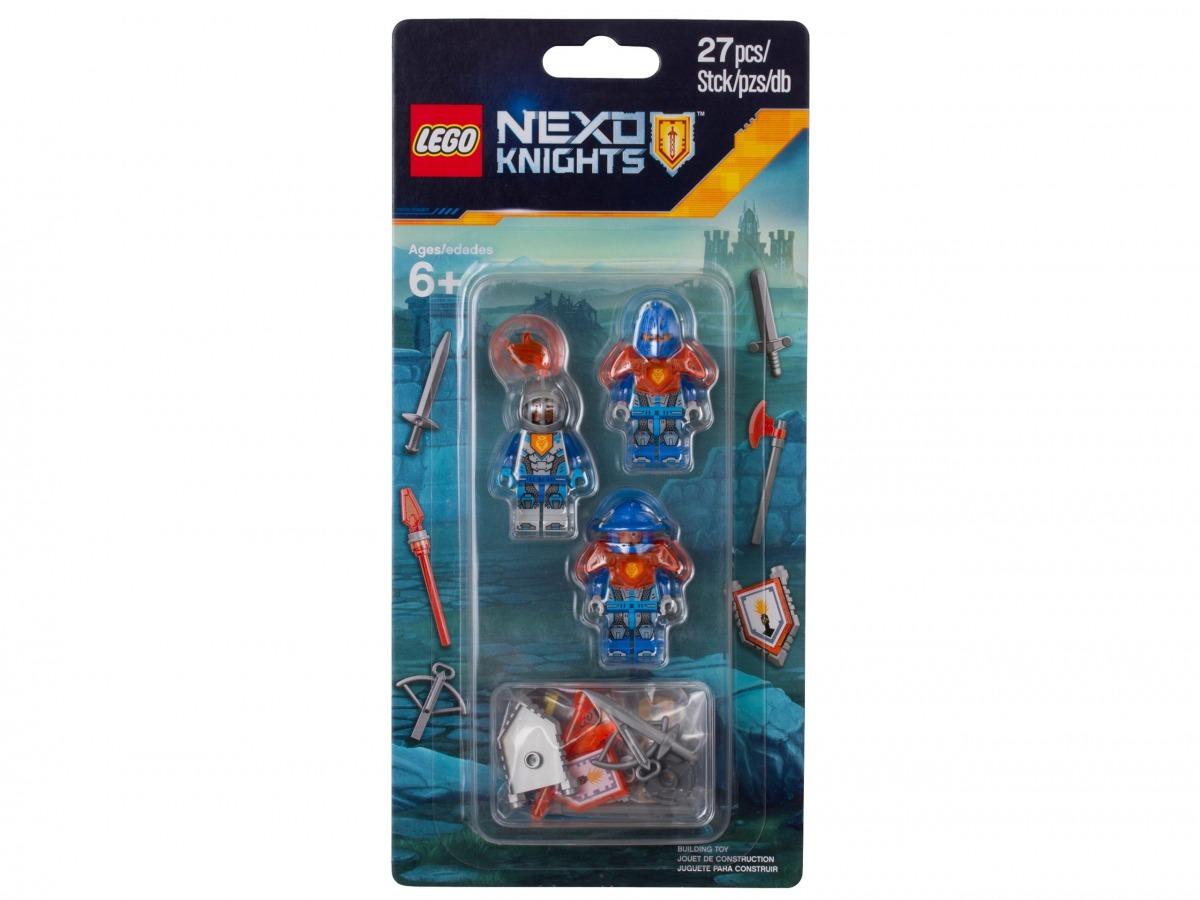 set de accesorios lego 853676 nexo knights scaled