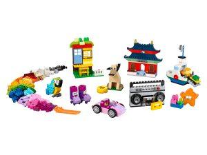 set de construccion creativa lego 10702
