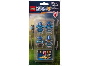 set de construccion de ejercitos lego 853515 nexo knights