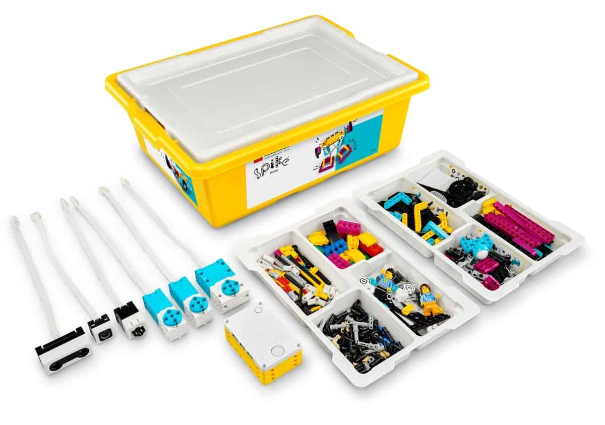 Set SPIKE Prime de LEGO 45678 Education - 20210818