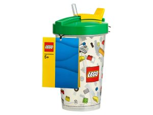 vaso con pajita lego 853908