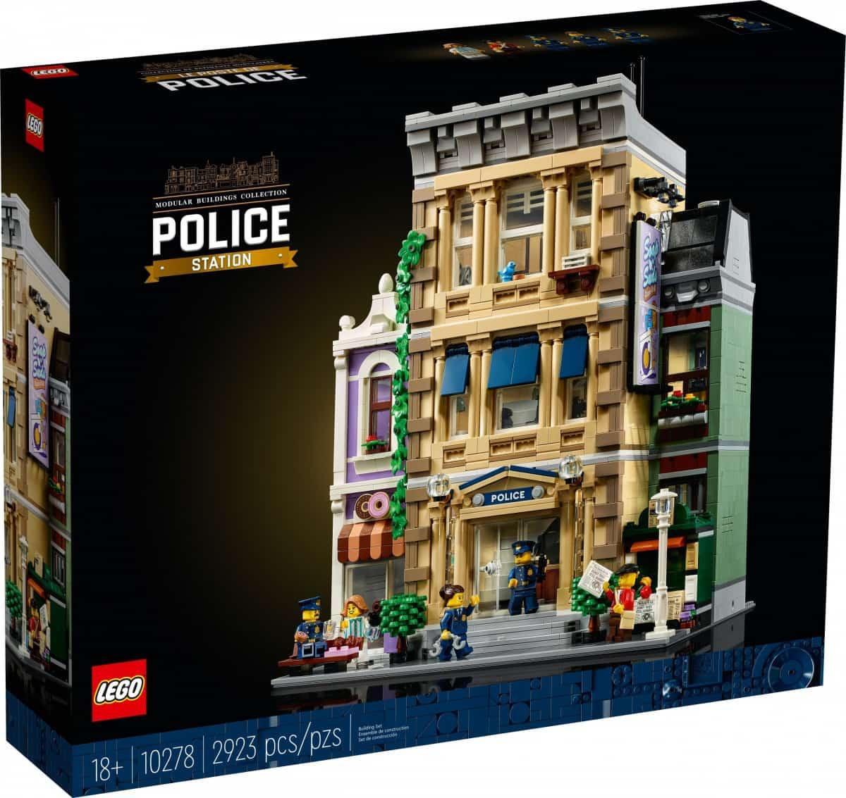 LEGO 10278 Comisaría de Policía