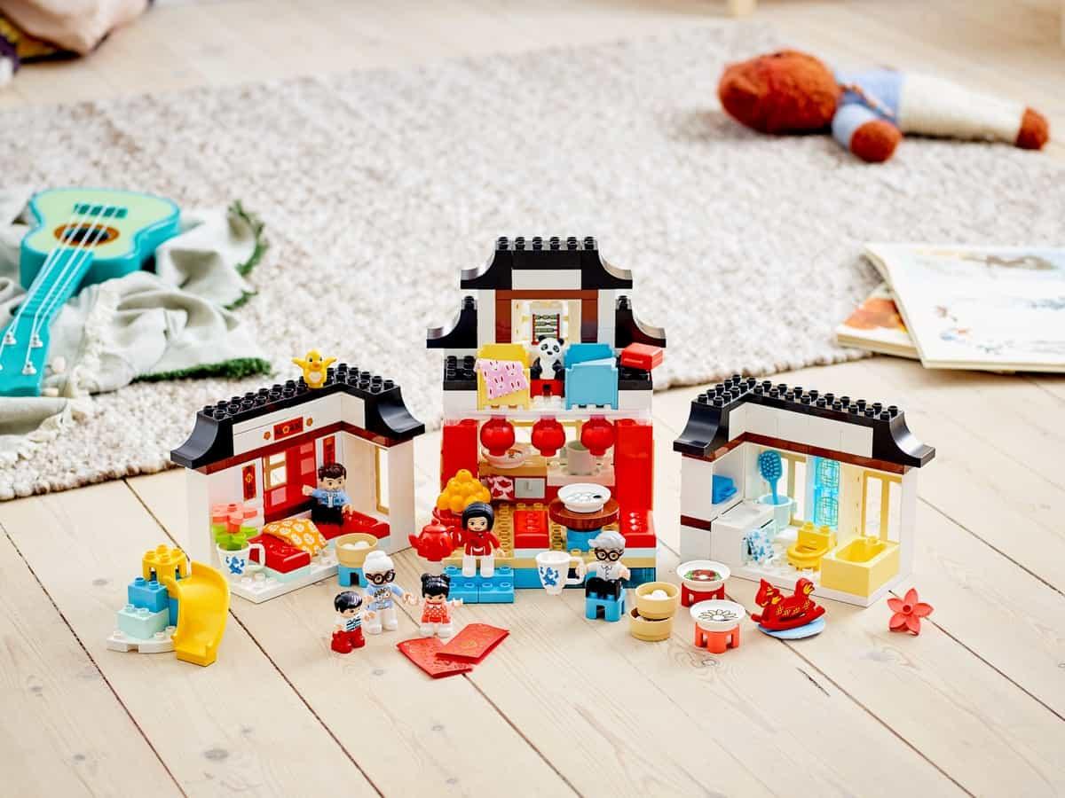 lego 10943 momentos felices de la infancia