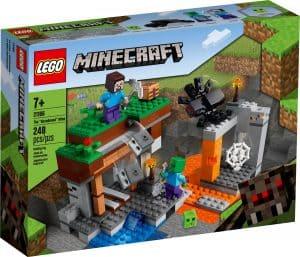 lego 21166 la mina abandonada
