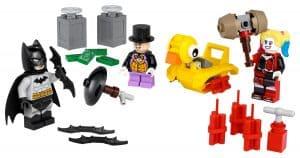 lego 40453 batman vs el pinguino y harley quinn