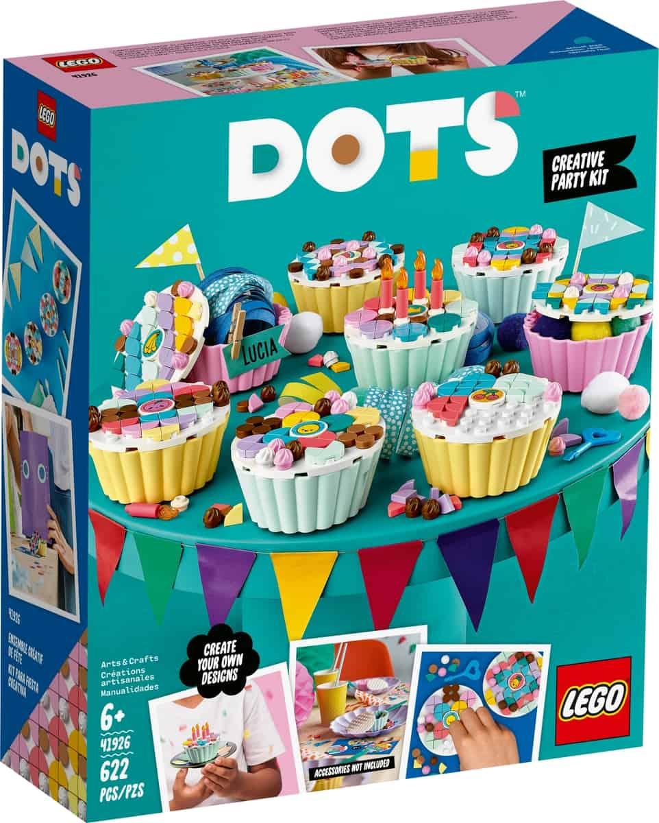 lego 41926 kit para fiesta creativa