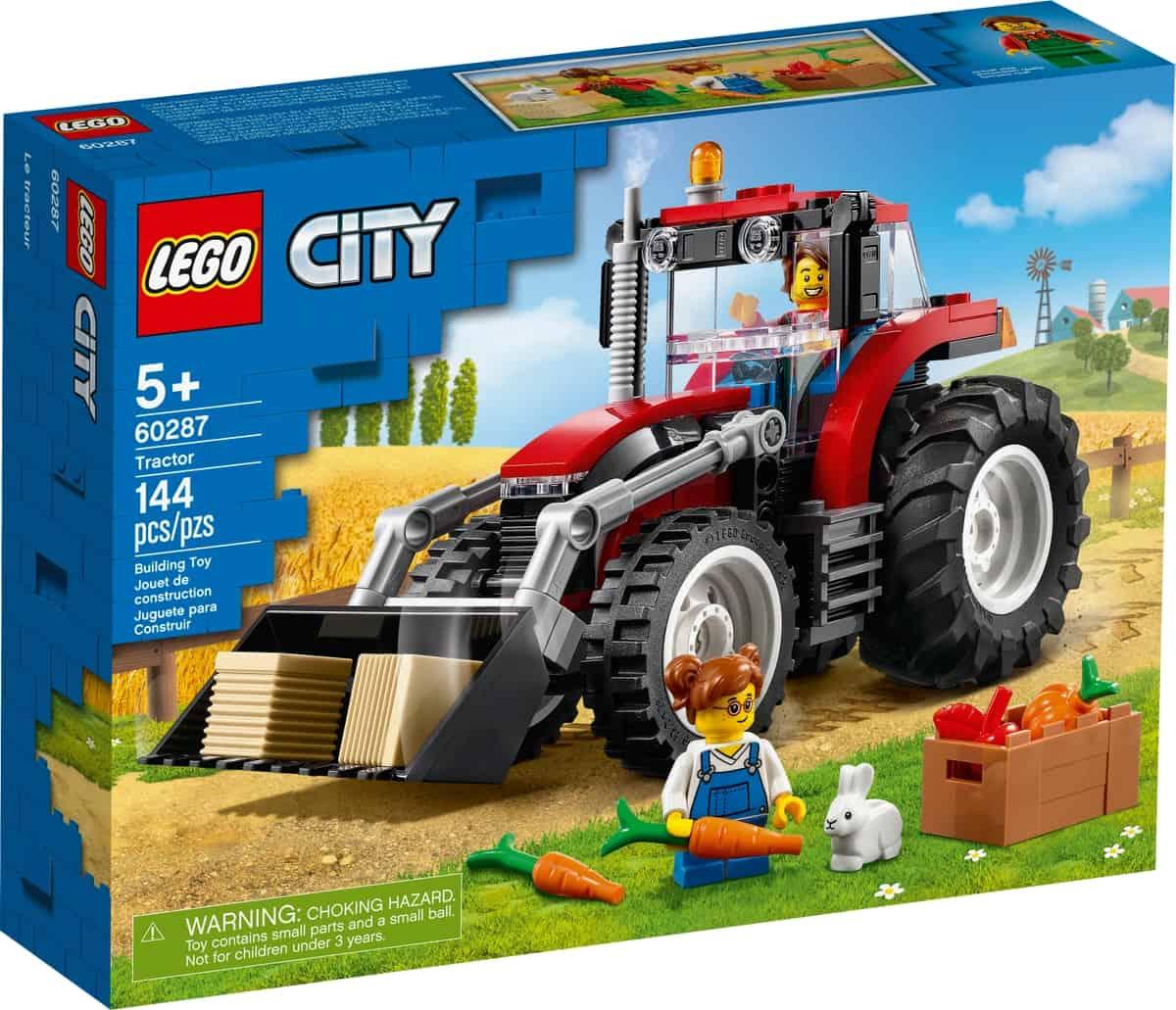 lego 60287 tractor