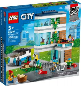 lego 60291 casa familiar