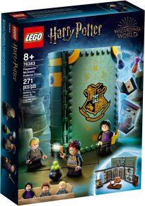 lego 76383 momento hogwarts clase de pociones