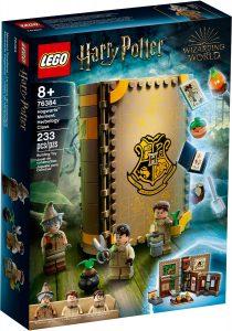 lego 76384 momento hogwarts clase de herbologia