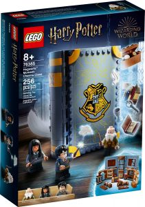 lego 76385 momento hogwarts clase de encantamientos