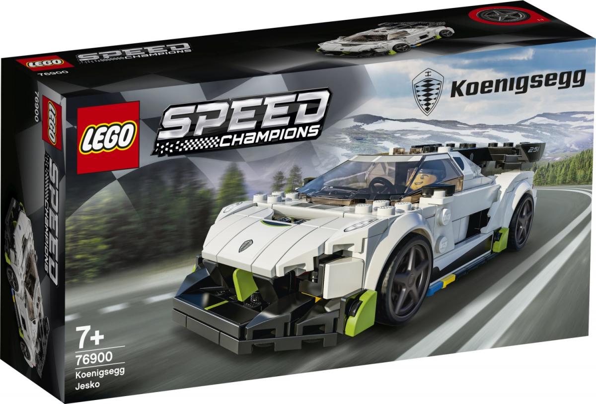 LEGO 76900 Koenigsegg Jesko - 20210502