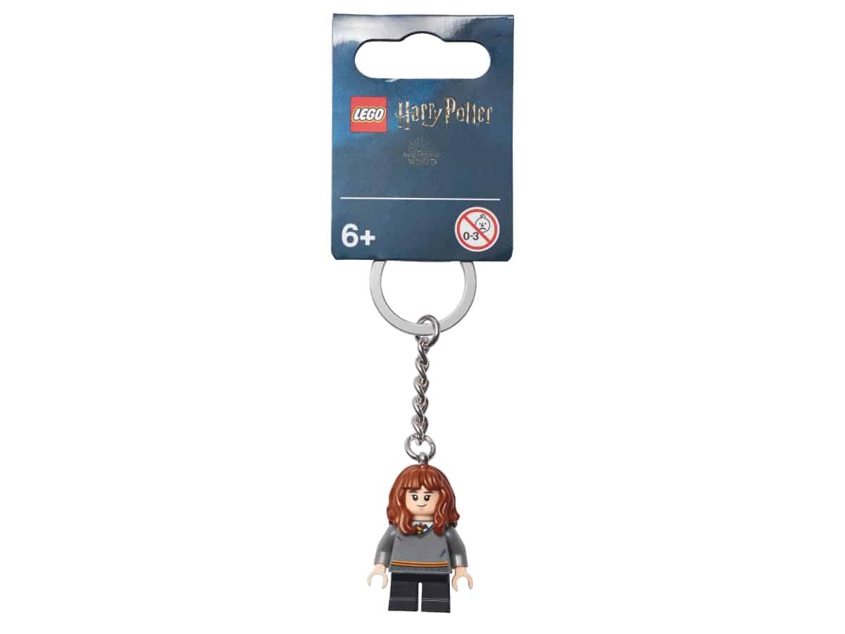 lego 854115 llavero de hermione