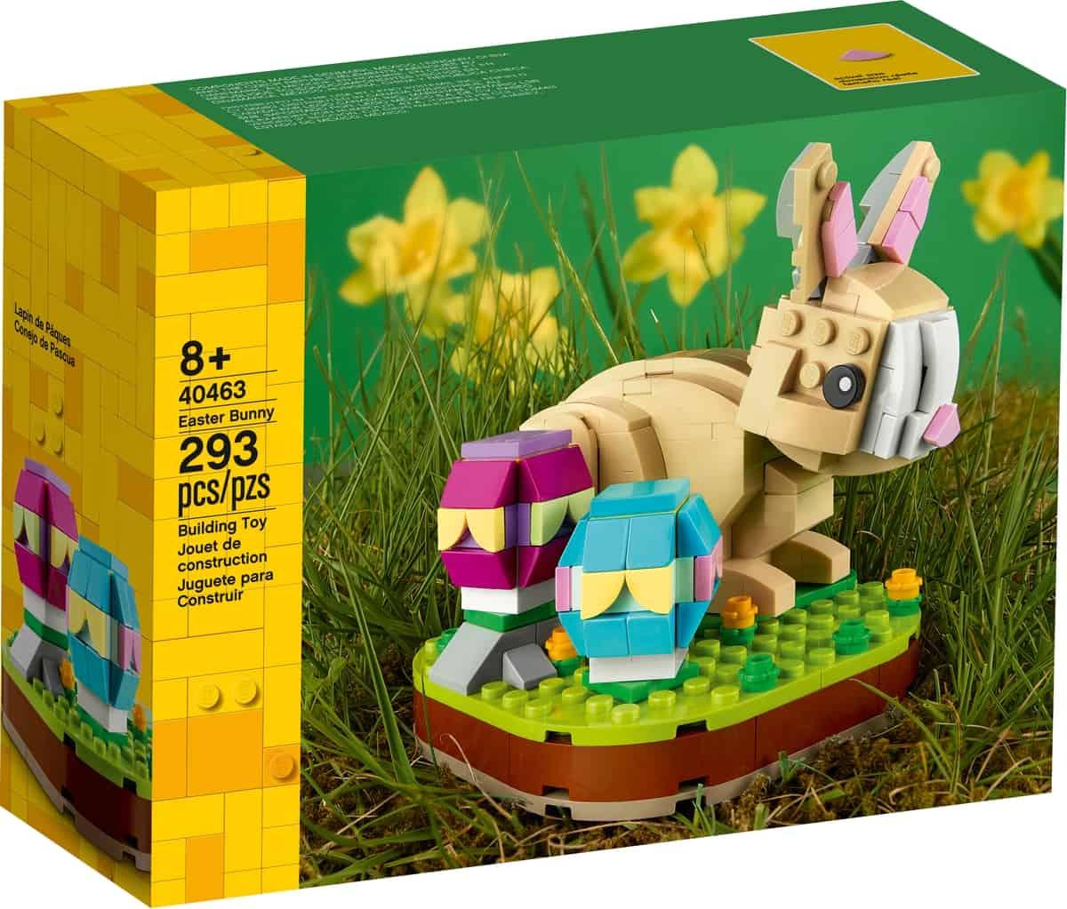 lego 40463 conejo de pascua