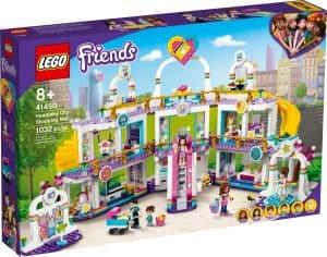 lego 41450 centro comercial de heartlake city