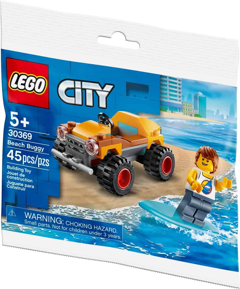 lego 30369 buggy playero
