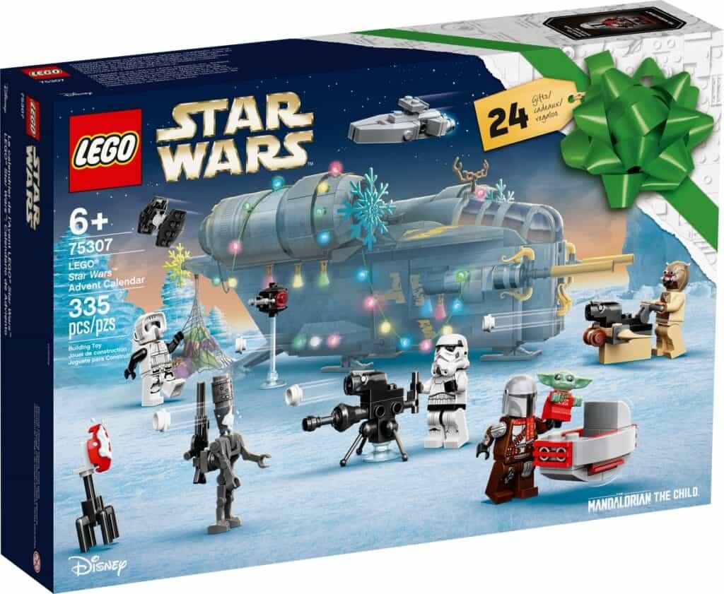 LEGO 75307 Star Wars: Calendario de Adviento - 20210721