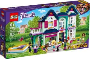 lego 41449 casa familiar de andrea