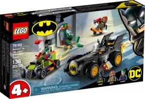 lego 76180 batman vs the joker persecucion en el batmobile