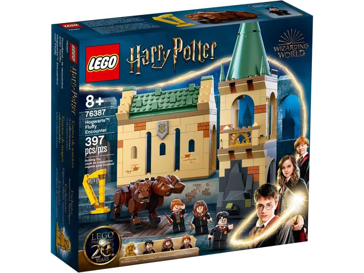 lego 76387 hogwarts encuentro con fluffy