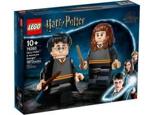 lego 76393 harry potter y hermione granger