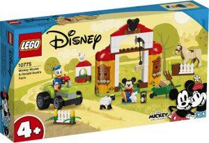 LEGO 10775 Mickey Mouse & Donald Duck\'s Farm - 20210503
