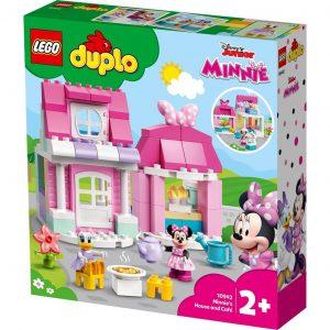 LEGO 10942 Minnie\'s House and Café - 20210502