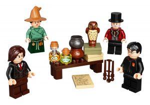 lego 40500 set de accesorios para minifiguras mundo de los magos