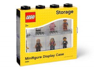 lego 5006152 expositor negro para 8 minifiguras