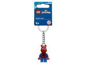 lego 854077 llavero de spider ham