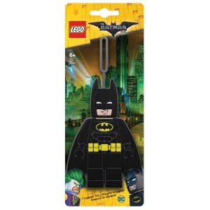 etiqueta de equipaje de la lego 5005273 batman pelicula