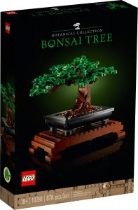 lego 10281 bonsai