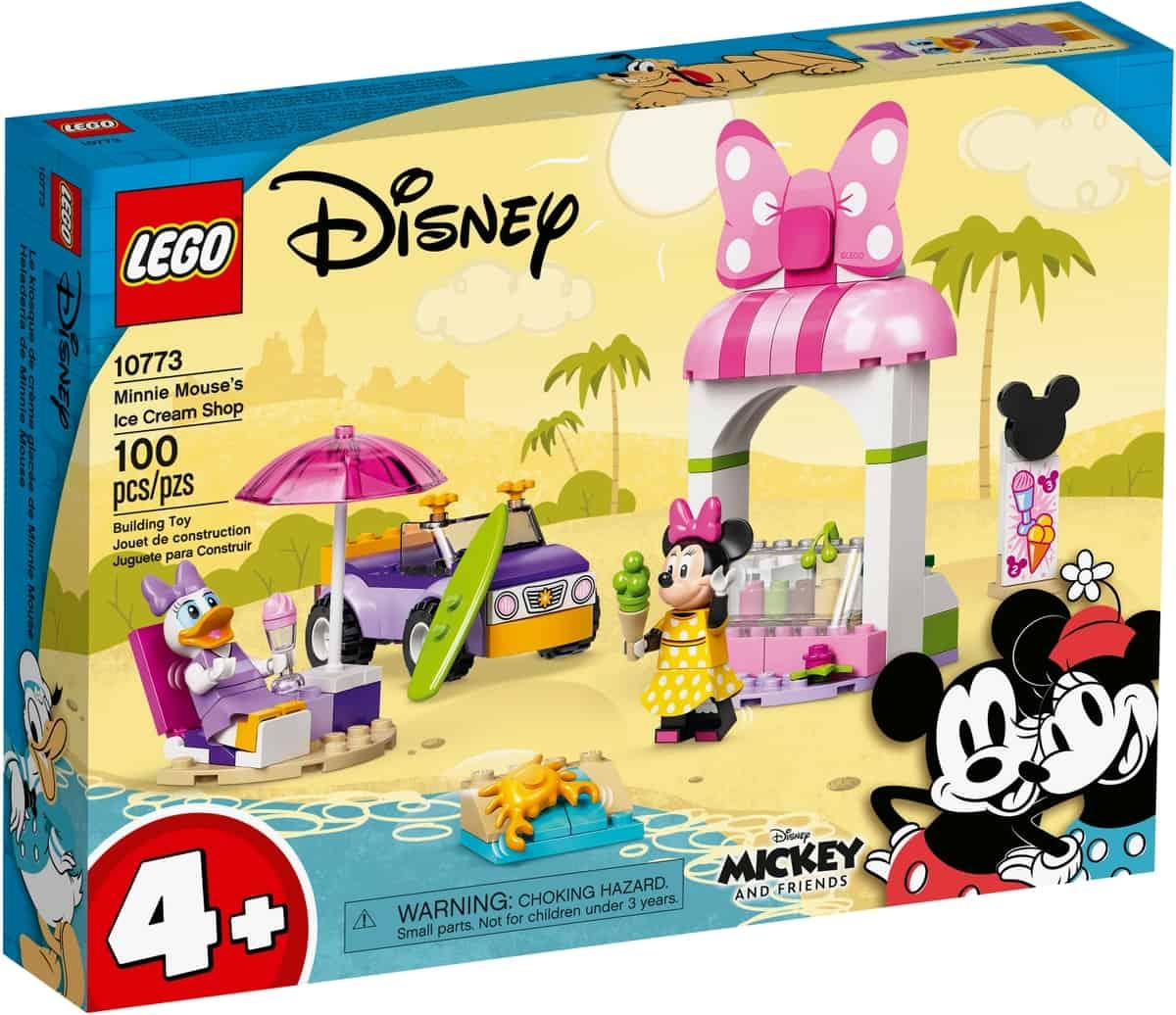 lego 10773 heladeria de minnie mouse
