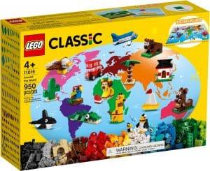 lego 11015 alrededor del mundo