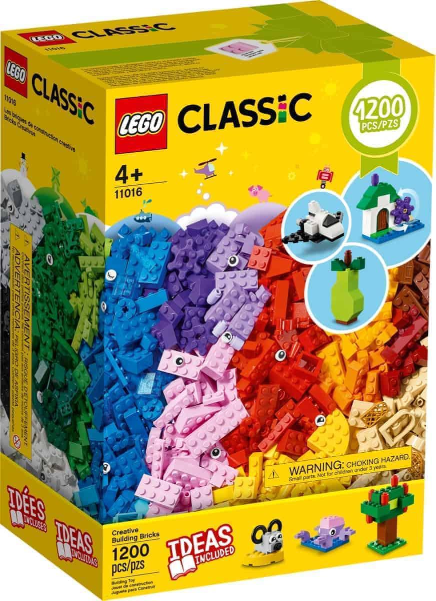 lego 11016 ladrillos creativos