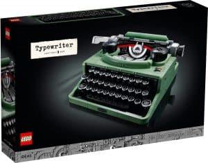 lego 21327 maquina de escribir