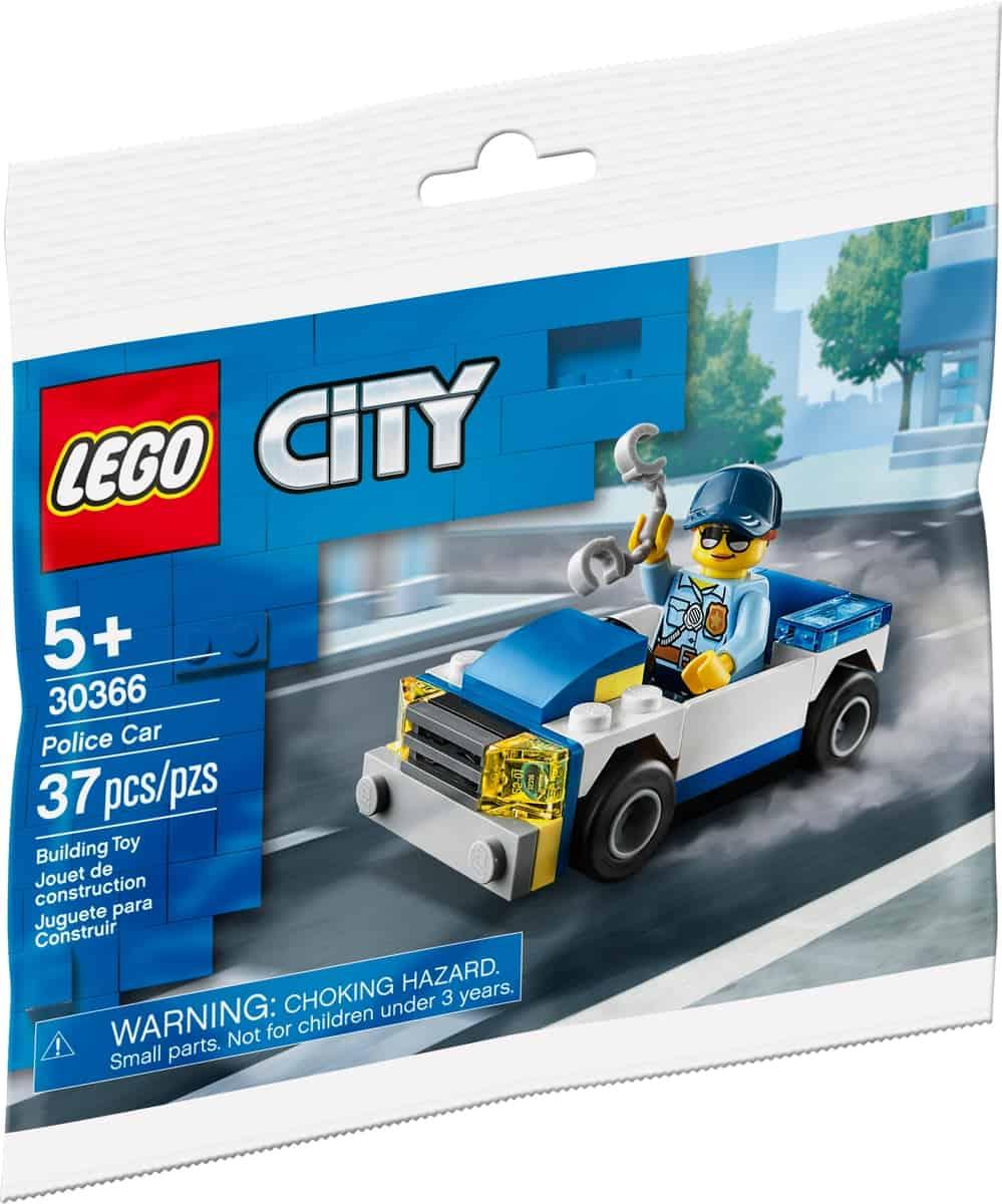 lego 30366 coche de policia