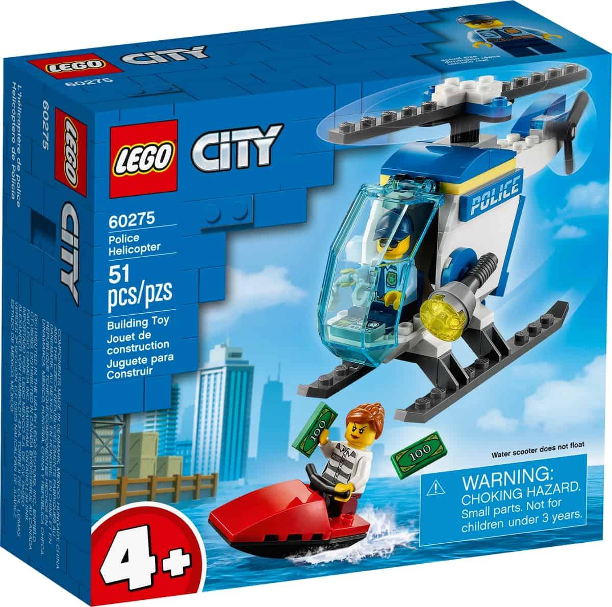 lego 60275 helicoptero de policia