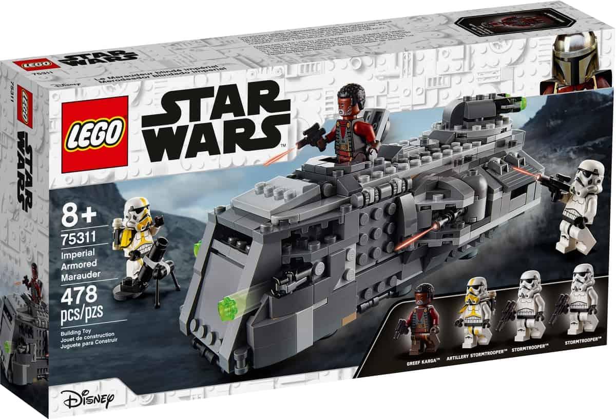 lego 75311 merodeador blindado imperial