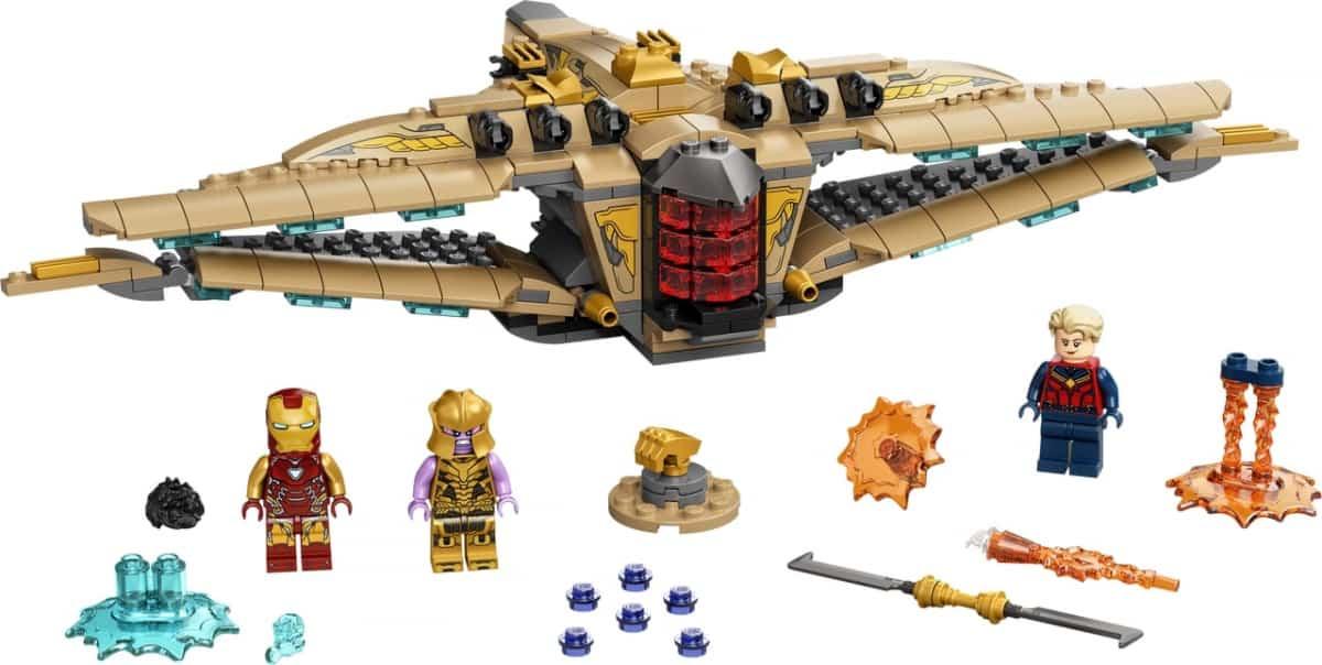 LEGO 76237 Sanctuary II - 20210601