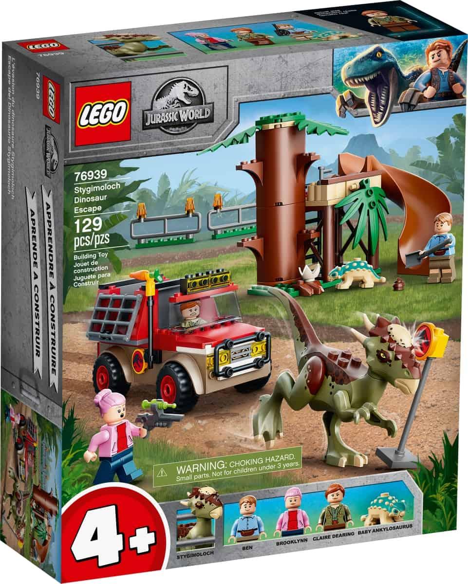 lego 76939 huida del dinosaurio stygimoloch
